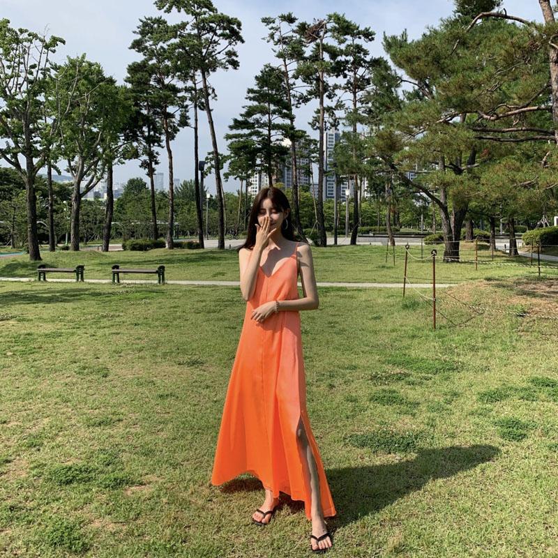 [韩国评价] 质地很柔顺, 又很轻盈, 很适合在夏天穿~