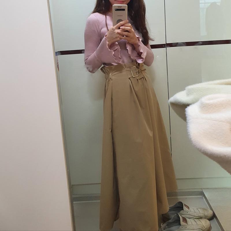 [韩国评价] 可以常常拿起来穿 :)