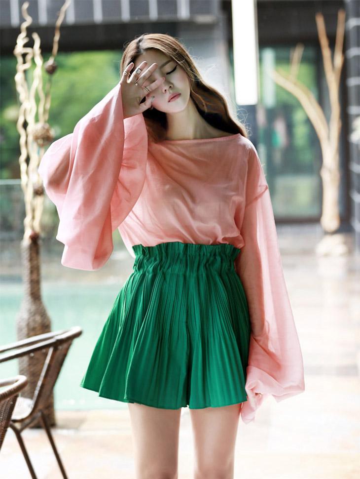 B1794宽松款零售量女装衬衫(第20次订购)