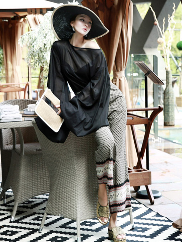 B1794宽松款零售体积女衬衫(20次再有库)