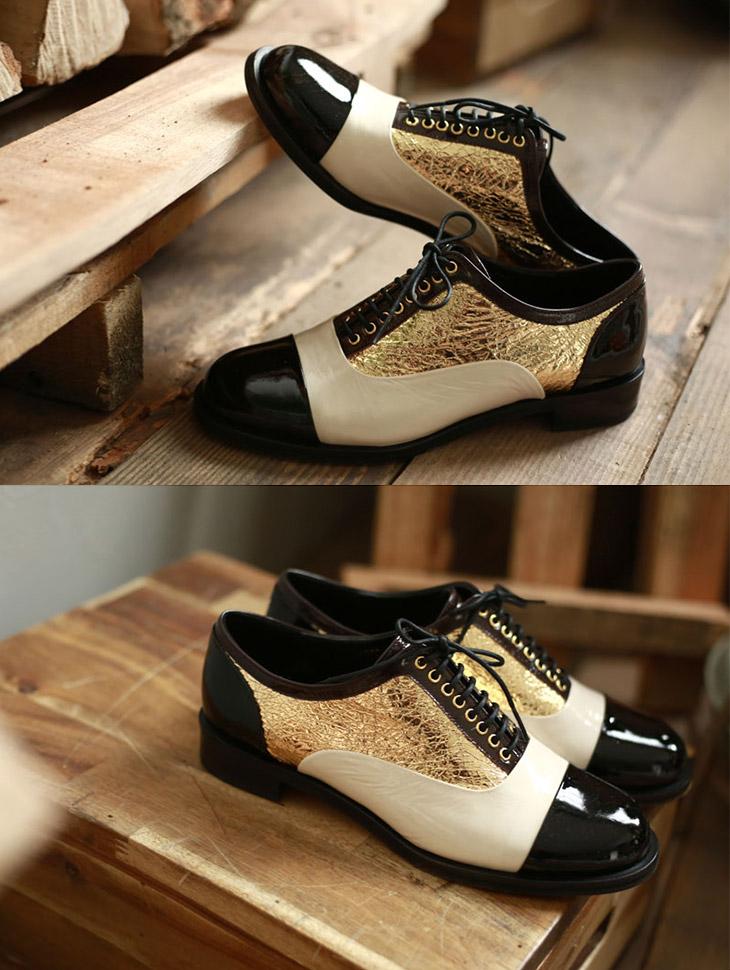 HAR-559金关键点aenamel包子鞋*手工制作*