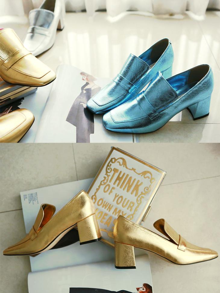 HAR-561珍珠闪耀中部山包子鞋*手工制作*