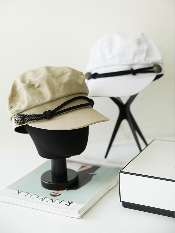 AC-461索林棉条纹帽