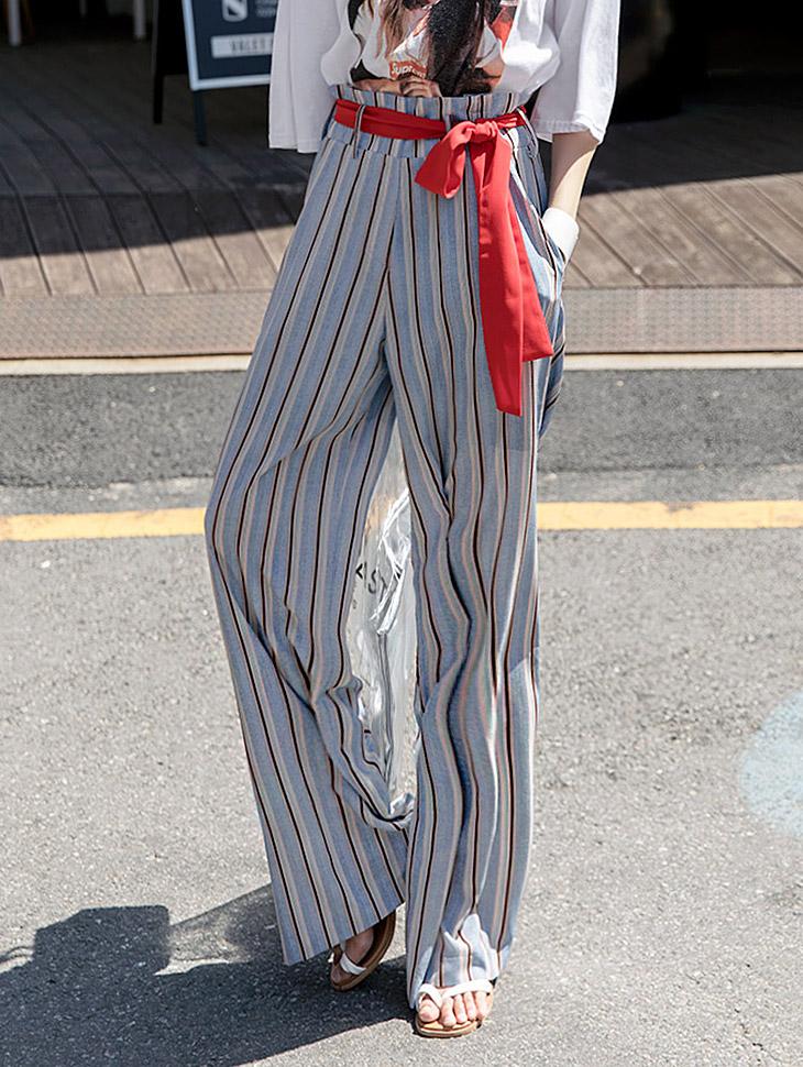 P9002 Laini颜色纹纹短带(腰带套)