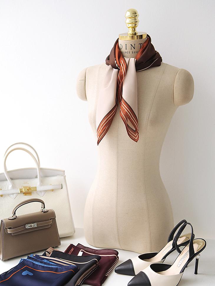 AS-1299三面混合围巾