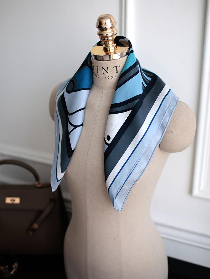 AS-1315头软管围巾