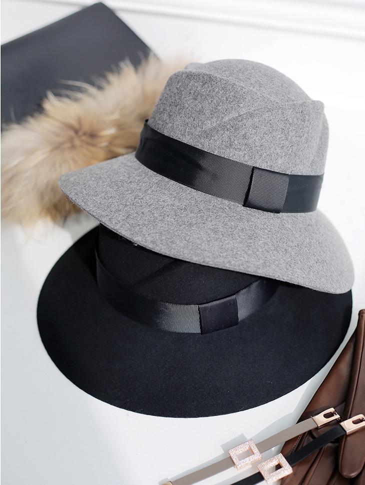 AC-492现代衬里Fedora帽子
