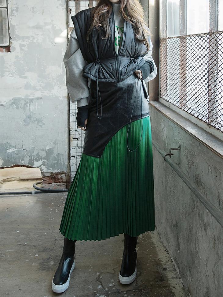 SK1809 百褶裙 (第6次進貨)