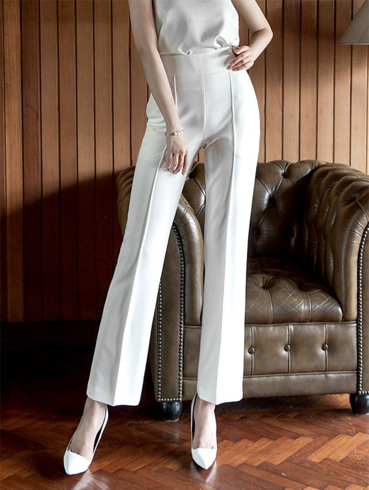 P1914沙龙现代松松长裤短裤(15号重新储存)