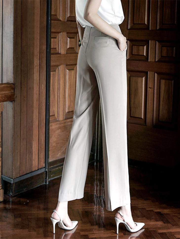 P1915ロカ复古/古典宽松长裤短裤* L尺寸制作*(3进货)