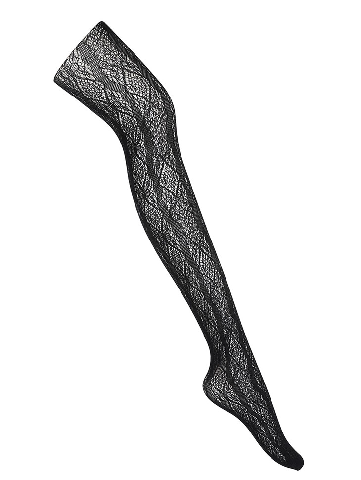 RE-179池线丝丝连裤袜