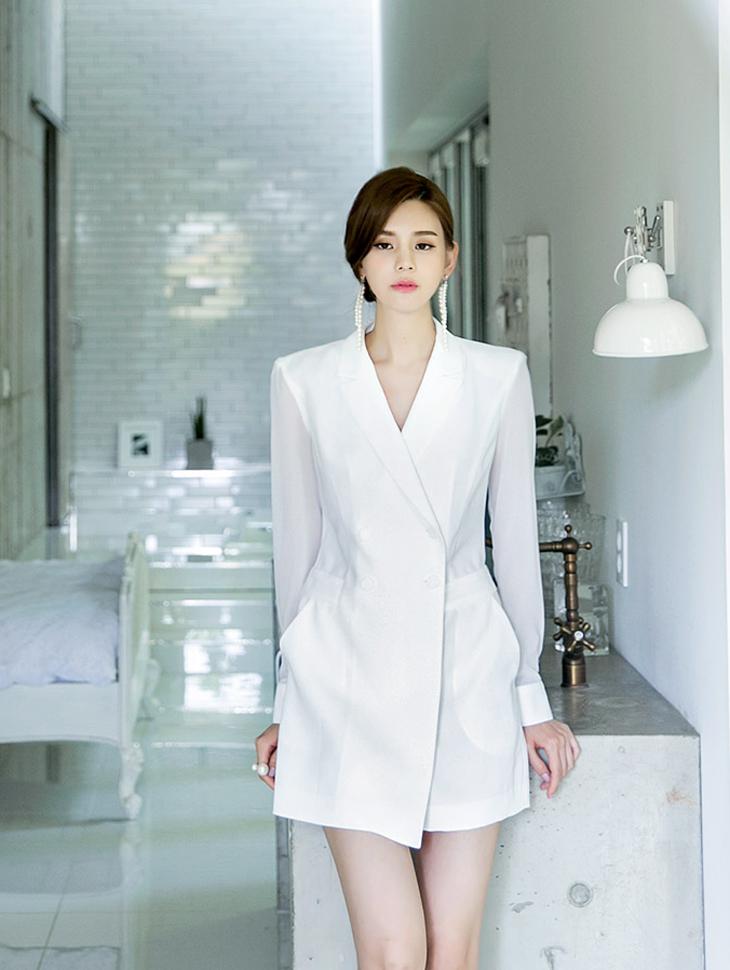 D3599量身定制的西式复古/古典完美连身衣(第8次现货)