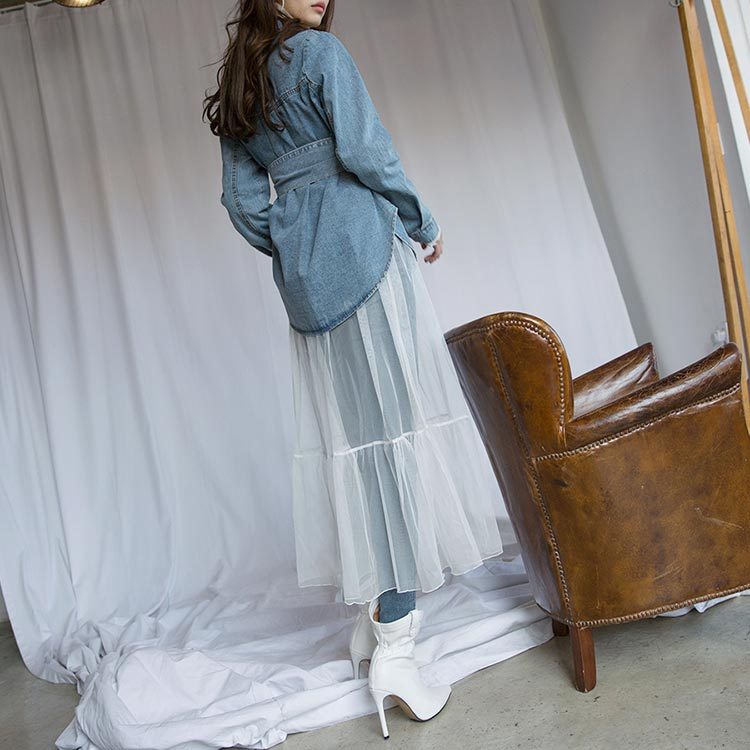 D-4469玛丽透明网连身裙(77再进货)