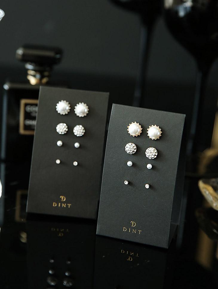 AJ-4313耳环(8件套)