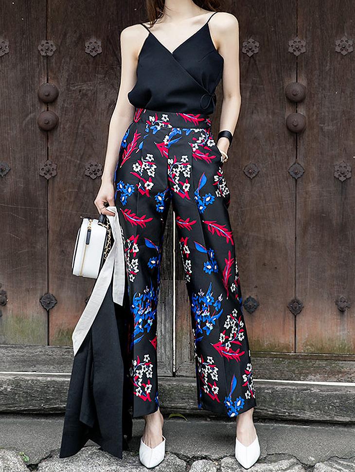 P1850 鲜艳图纹裤 (第12次进货)