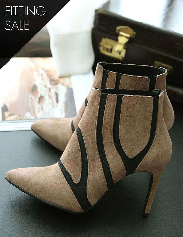 PS1530 Sergio脚踝鞋*手工制作**配件促销*