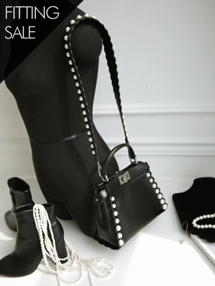 PS1551珍珠串方形套装*配件促销*