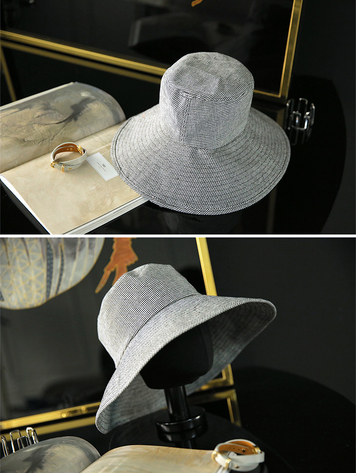 AC-509 Rainin Cotton Humbly Hat