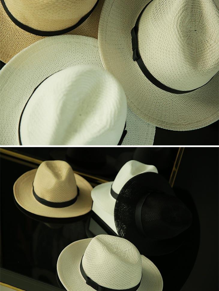 AC-513 Allen-net Fedora帽子