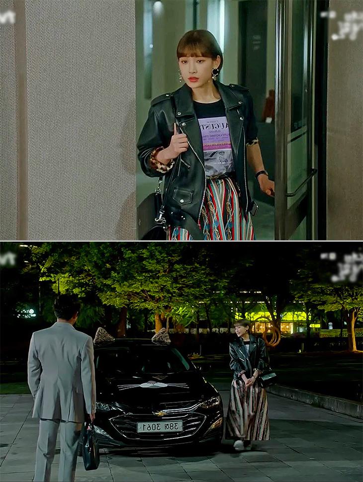 电视赞助商<br><br> <b>tvN'她的私人生活'</b> <br>洪世英<br><br> SK9036