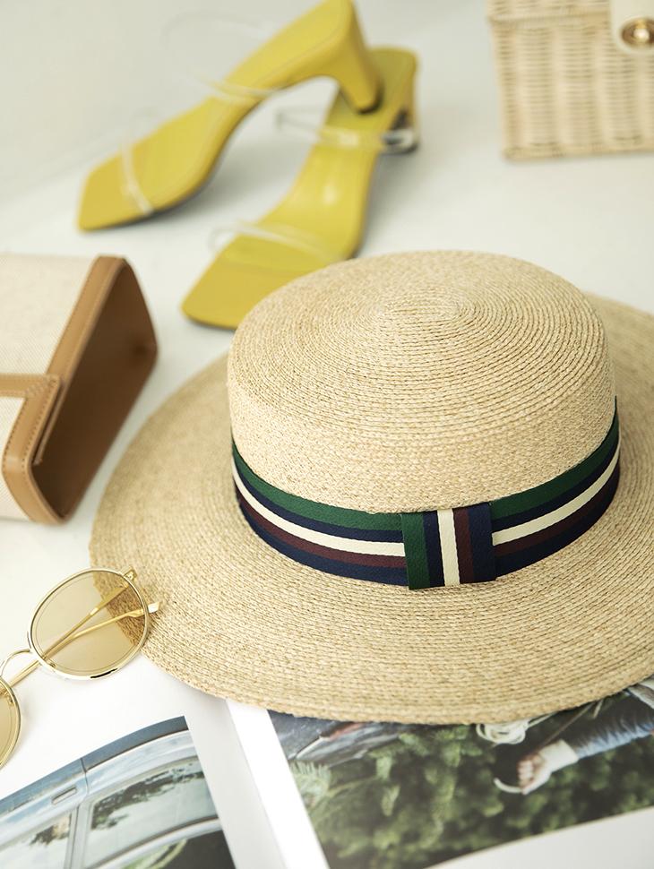 AC-548水钻拉菲亚帽