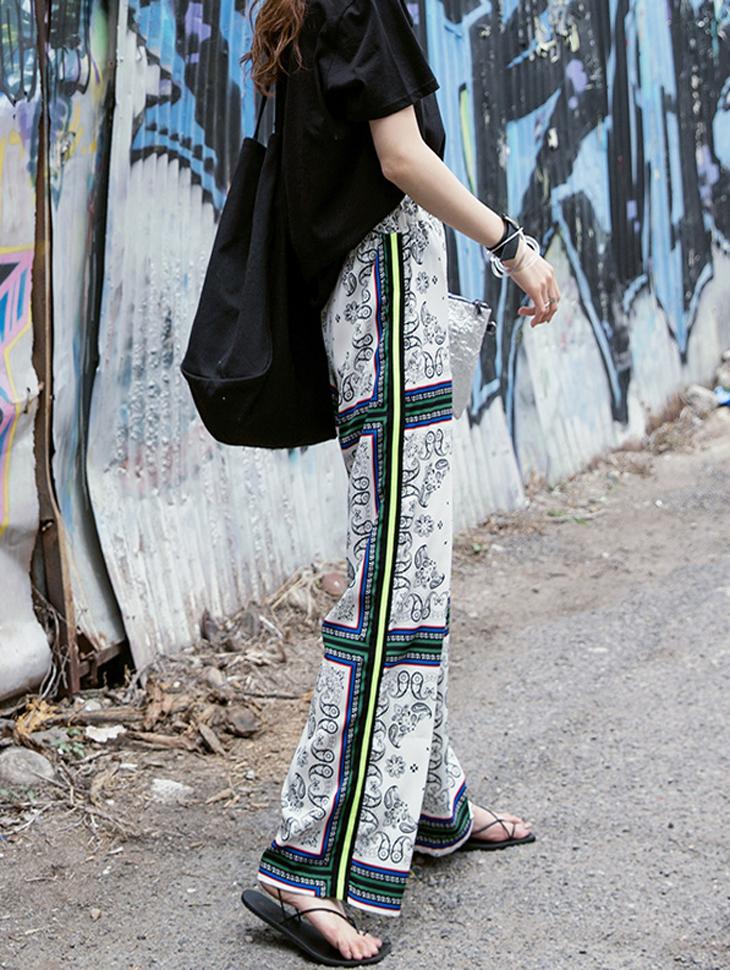 P2073 图纹便裤