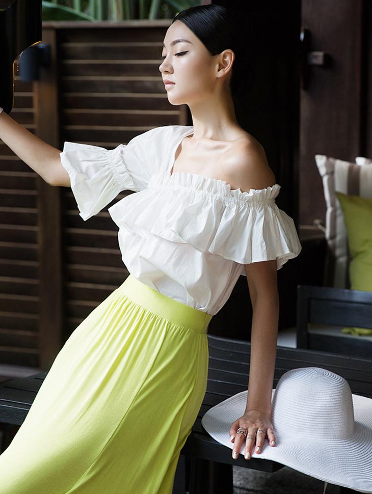 B2448平衡棉赢露女士衬衫(8进货)