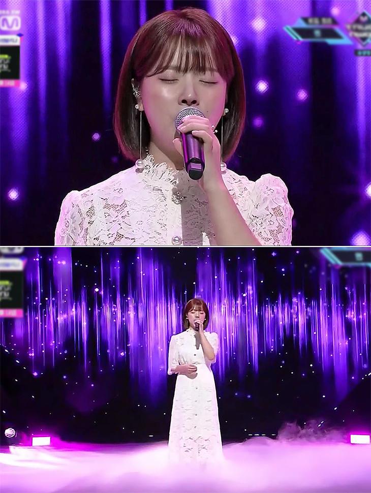 电视赞助商<br><br> <b>Mnet 'M COUNTDOWN'</b> <br> Singer ben <br><br> B2428, SK1898