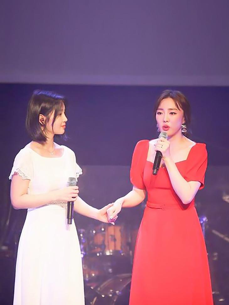 电力赞助商<br><br>  <b>Lee Boram Concert</b> <br> Nam Gyu-ri <br><br> D3817