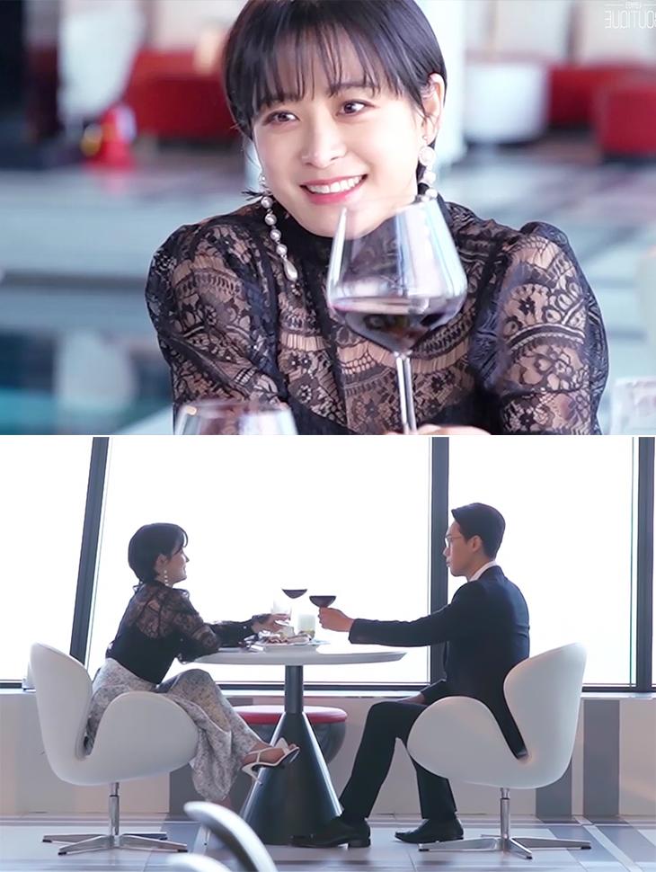 电力赞助商<br><br> <b>[制作]预览Kim Seon-ah x Park Hee-bon服装时尚看!</b> <br>熙邦公园<br><br> B2358