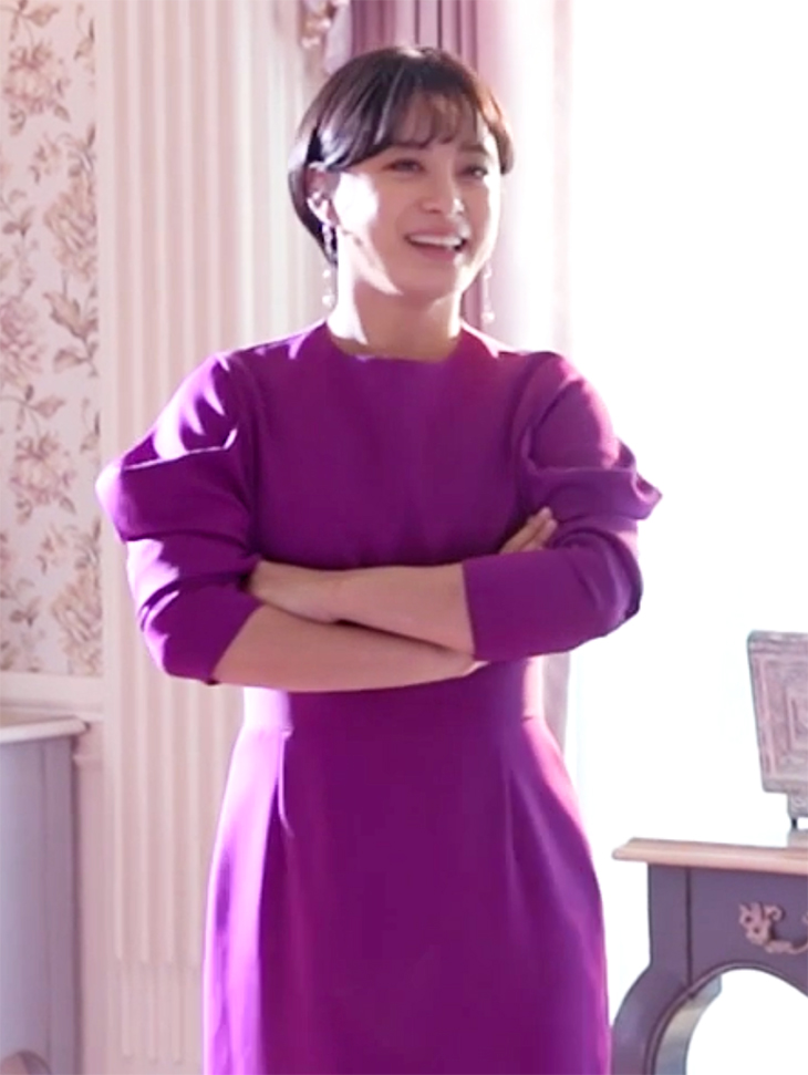 电力赞助商<br><br> <b>[制作]预览Kim Seon-ah x Park Hee-bon服装时尚看!</b> <br>熙邦公园<br><br> D3459