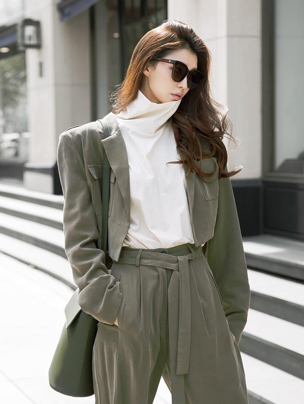 J759 短版夹克