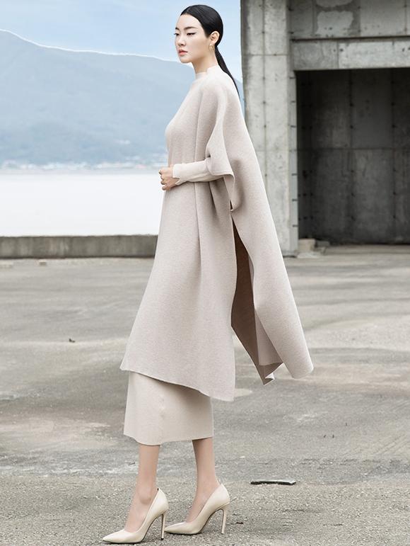 J729 羊毛针织外套