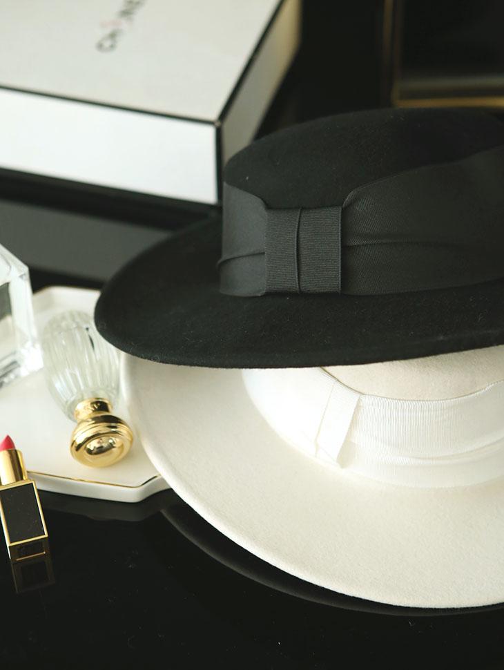 AC-576 蝴蝶结礼帽