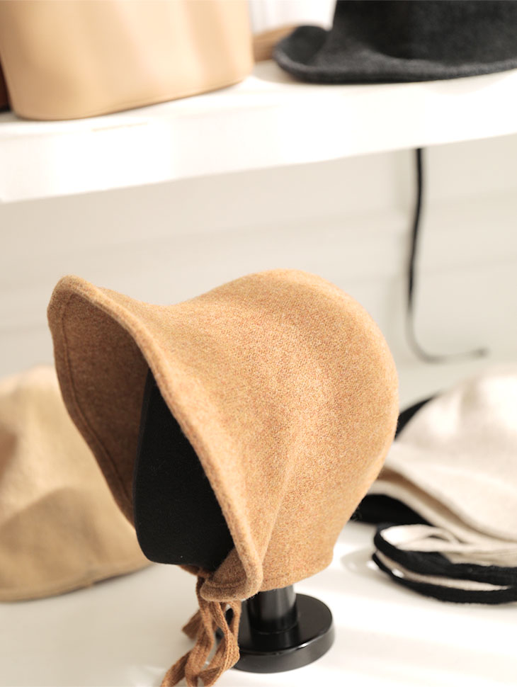AC-566 柔和尼龙羊毛帽