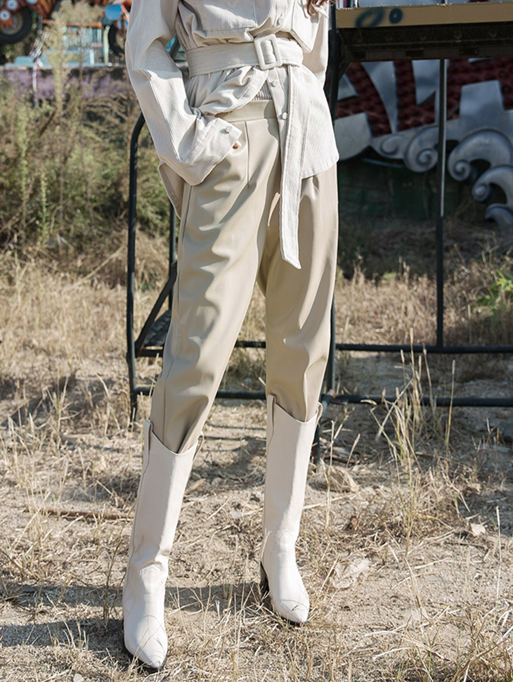 P2177 皮革裤