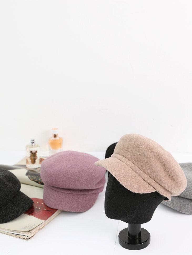 AC-585 羊毛贝雷帽