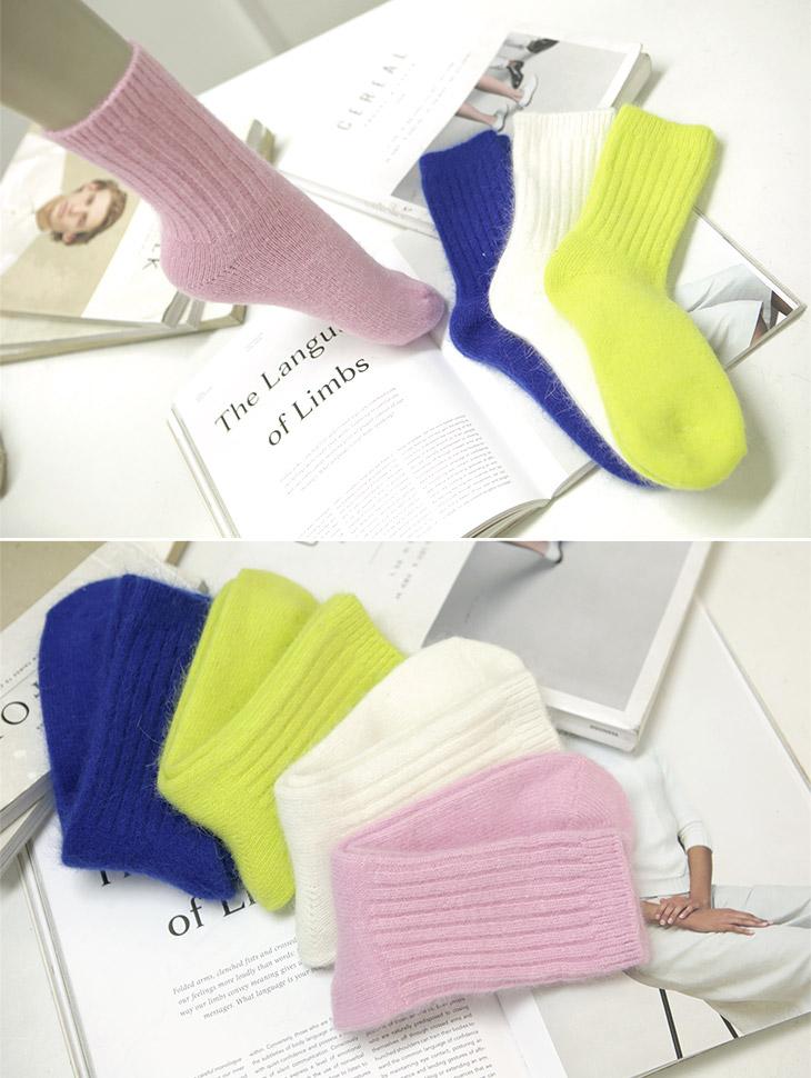 RE-187 安格拉竖纹袜