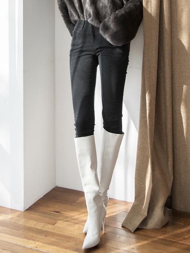 P2190 刷毛紧身裤 *L, XL尺码制作*