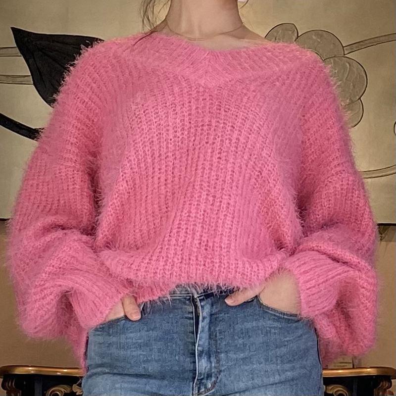 [韓國評價]深粉色很漂亮。