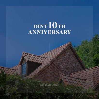 [结束] DINT 10th FREE SHIPPING
