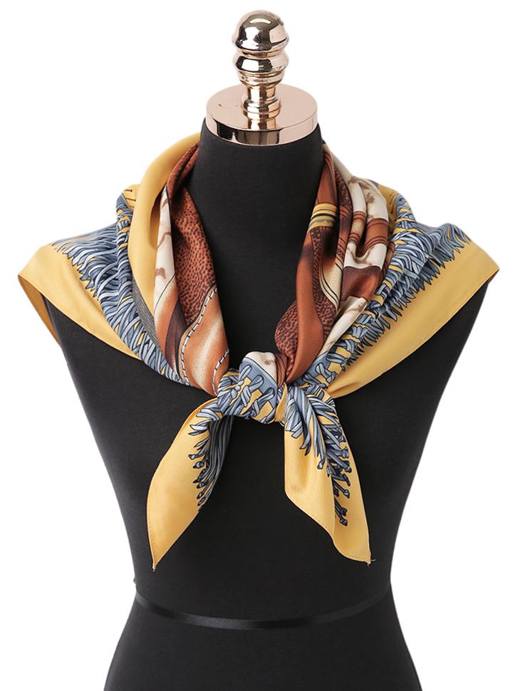 AS-1473 色重点领巾