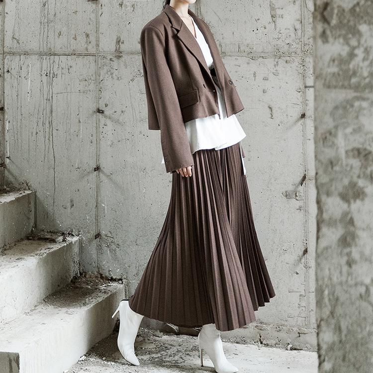 TP1007 女人味羊毛两件式套装*组合 5%*