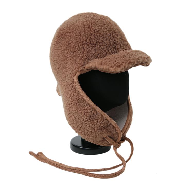 AC-641 圈圈纱绑带渔夫帽