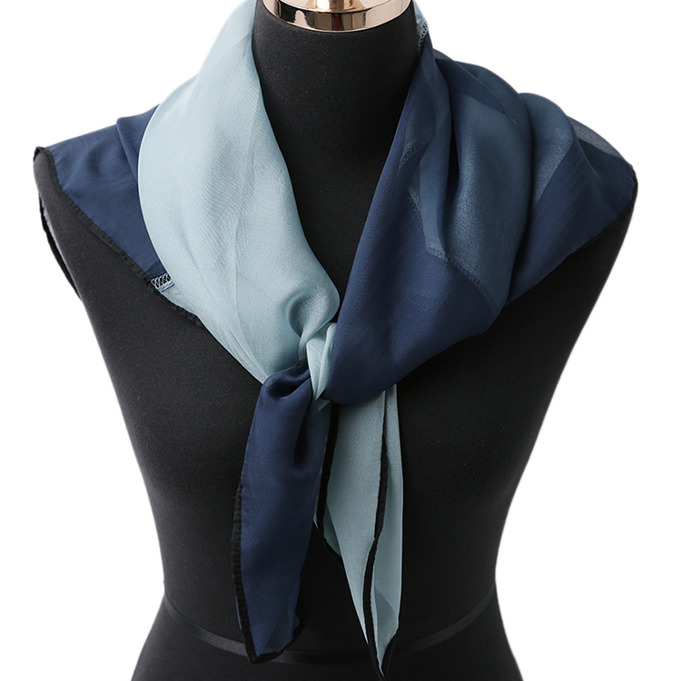 AS-1498 配色领巾